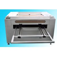 Wholesale Stable performance laser auto cutter machine with simple operating system for rubber,Resin from china suppliers