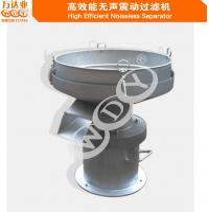 Best High Efficient Noiseless Screen Separator Machine Spray Liquid Not Disorderly , Granule Not Jump wholesale