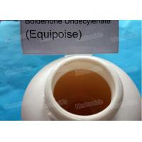 Wholesale Safe Fast Muscle Gain Steroid Liquid Injectable Equipoise EQ Boldenone Undecylenate 13103-34-9 from china suppliers