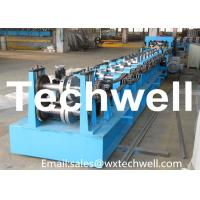 Wholesale Automatic Control Cz Purlin Roll Forming Machine 20KW 18.5 Ton Easy Operate from china suppliers