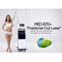 China Multifunction Co2 Fractional Laser Machine For Acne Scar / Strech Mark Removal for sale