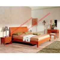 China Whole set of MDF melamine panel with solid wood Apartment bedroom furniture in cheap price from China millwork manufactu on sale