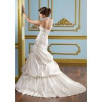 China China Wedding Dress / Western Couture Casual Mermaid Bridal Dress for Wedding on sale