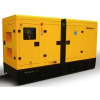 Wholesale 50Hz Cummins 110kVA Super Silent Diesel Generators (C116CS) from china suppliers