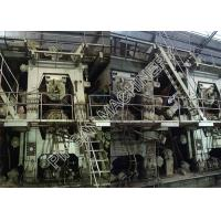 China Single Wire Kraft Paper Machinery Stable Running Output 155T / Day for sale