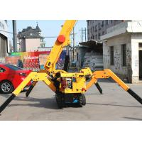 China Stable Performance New Hydraulic Mini Crawler Crane for Narrow Working Space Promotion on sale