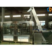 Wholesale 4.5 Kw Carbonated Soft Drink Filling Machine Juice Filling Line SS 304 Material from china suppliers