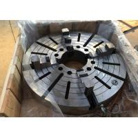 Lathe Machine Tools Forged Disk Heavy Steel Forging Customized