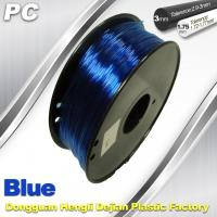 Wholesale High Strengh Cubify And  3D Printer Polycarbonate Filament 1.75mm / 3.0mm from china suppliers