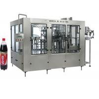 Wholesale Plastic PVC Beverage Filling Machine / Automatic Washing Filling Capping Machine from china suppliers