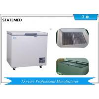 Direct Cooling Compact Deep Freezer / Lab Deep Freezer Chest Cabinet Type for sale