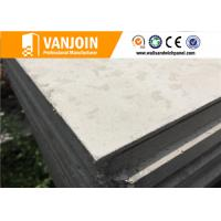 Wholesale Flat Prefab House Hotel Sandwich Panel Construction Materials Grey from china suppliers