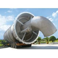 Wholesale ASME U Stamp Stainless Steel Pressure Vessel  Second Reactor EB/BS PLANT from china suppliers