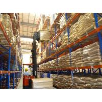 Buy cheap Warehouse Storage Shelving Heavy Duty Pallet Racking Solid Sturdy Racks from wholesalers