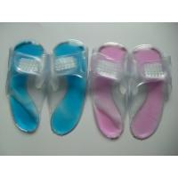 Wholesale hot cold pack pvc slipper men with SGS MSDS from china suppliers