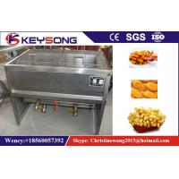 Wholesale Manual Small Industrial Deep Fryer , Peanuts / Chick Commercial Electric Deep Fryer from china suppliers