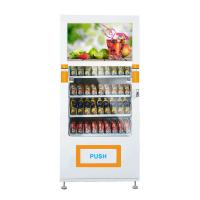 China Combo Smart Vending Machines Food and drink vending machine for sale on sale