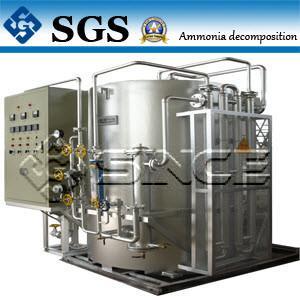 Best 380V 460V 415V High Purity Hydrogen Ammonia Cracker Unit for Cooper Tube wholesale