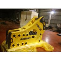 Wholesale Hyundai R500 Hydraulic Rock Breaker Heavy Duty Rock Drill CE Certificated from china suppliers