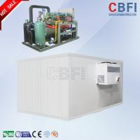 China Stainless Steel Freezer Cold Room / Walk In Freezer For Food Storage for sale