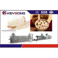 Wholesale Energy Saving Artificial Rice Production Line , Double Screw Extruder Machine from china suppliers