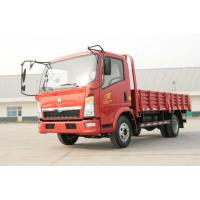 Howo Light Cargo Truck 1-4T 1760  Cabin with AC 85HP Let Hand driving for sale