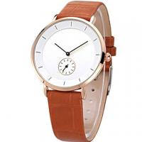 Best Alloy Ladies Fashion Watches Customiz Logo With IP / Water Plating , Super Thin wholesale