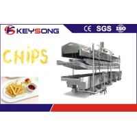 Wholesale Potato Chips Making Machine Frying Equipment 380v PLC Control Low Energy Consumption from china suppliers