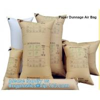 China Inflatable Air Filled Pillow Dunnage Bag for Container, carton filling air pillow bag, Container Dunnage Air Pillow Bag on sale