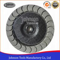 Wholesale 100 - 180 mm Circular  Diamond Grinding Tools Ceramic Cup Wheel For Grinding Concrete from china suppliers
