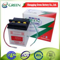 Wholesale 6N4-2A China Chongqing Green 6v 4ah rechargeable lead acid battery,6v motorcycle battery from china suppliers