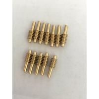 Wholesale High Precision Worm Gear Set Small Bronze Brass Cast Iron Material Customized from china suppliers