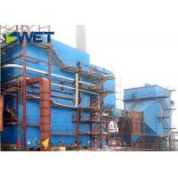 Wholesale 4t / H Automatic Control Waste Heat Boiler Flue Type For Hazardous Waste Incineration from china suppliers