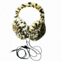 Wholesale Ear muff, made of 100% polyester from china suppliers