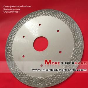 diamond discs for cutting glass/diamond dics (skype:song.cocoa)