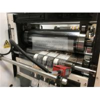 Auto Blank Paper Roll Label Die Cutting Machine Flexo Printing And Die Slitting Machine for sale