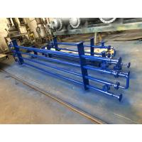 China Long Life Industrial Heat Exchanger / Double Pipe Heat Exchanger Oil And Gas on sale