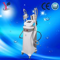 Best Double cryo handles cryolipolysis weight loss / cavitation rf slimming machine wholesale