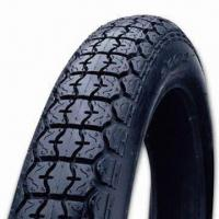 Wholesale Motorcycle Tire with High Strength Matrix, Good Load and Wide Tread from china suppliers