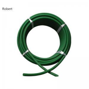 Best Urethane Round Belting Polyurethane Round Belt Abrasion Resistance 30m/Roll wholesale