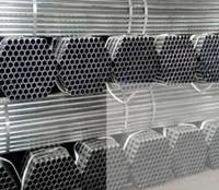 Wholesale GP 13655 ERW Welded Q235 Low Carbon Steel Tube Hot Dip Galvanized Tube from china suppliers