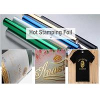 China Metallic Gold&Silver Foil/Hot Stamping Foil/Heat Press Foil/Heat Transfer Foil For Silver&Gold Foil Label/Sticker/Logo for sale
