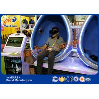Dynamic 9D VR Simulator 360 Degree Movie Theater For Entertainment