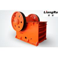 Metallurgy Cement Small Mobile Jaw Crusher , High Reduction Rati Portable Rock Crusher
