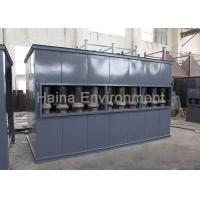 Quality Corrosion Resistant Ceramic Multi Cyclone Dust Collector Simple Installation for sale