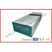 Wholesale Printed Paper Electronics Packaging Box , Electronic Product Packaging Shape Customized from china suppliers