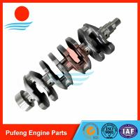 Wholesale auto crankshaft wholesaler for Mitsubishi, high hardness crankshaft 4G18 MD352125 MD332125 from china suppliers