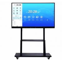 China Standalone Interactive Touch Screen Kiosk Aluminium Alloy Enclosure on sale