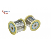 Wholesale Cr20Ni80 Esistohm 80 Nicr Alloy Flat Resistance Heating Wire from china suppliers