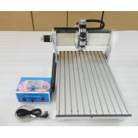 Best 300w 3 Axis CNC Router Machine / 6040 CNC Wood Engraving Machine wholesale